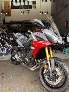 Yamaha MT-09 Tracer GT
