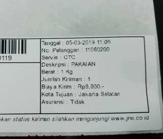 Thank you, buyer from Bintaro