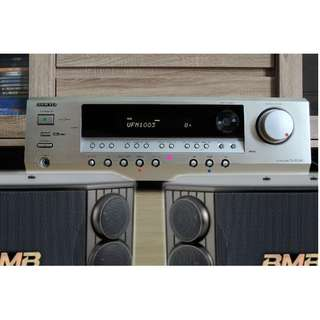 How to reset onkyo receiver tx nr616