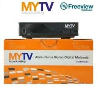 MYTV IR9410 Digital TV & Radio Broadcasting Decoder  ~New SET ~hot selling now