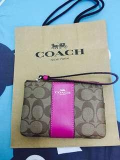 Coach Wallet /散紙包/手拿包
