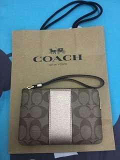 Coach Wallet /手拿包/散紙包