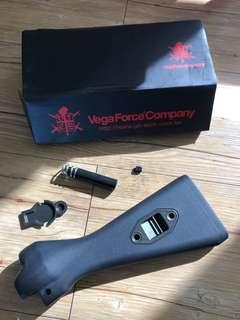 🚚 生存遊戲 VFC 原廠 MP5 bb槍 固定托 誠可議