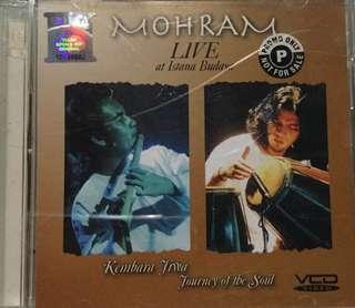 MOHRAM LIVE ISTANA BUDAYA VCD