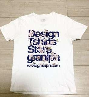 購至日本專門店Design T-shirts Store Graniph Tee