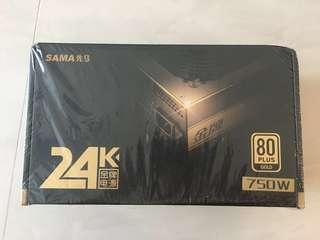 SAMA Gold 750W Power Supply