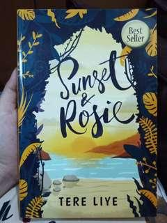 Sunset and rosie by tere liye