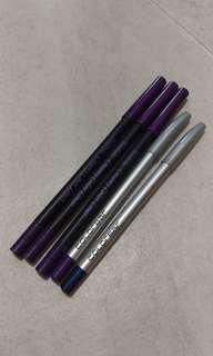 日本,美國Creamy Color Liner(閃紫色,深藍色)