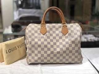 156a5a1dd9e7 Authentic Pre-loved Louis Vuitton Speedy 30