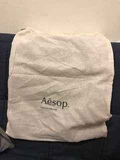 Aesop束口袋