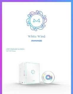 MAMAMOO WHITE WIND