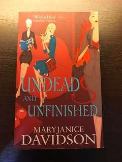 ‼️SALE REPRICE‼️ Undead and Unfinished (english)