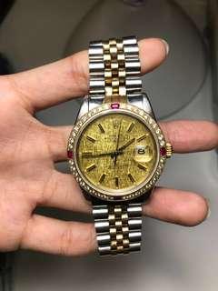 Rolex Datejust 16013 Men Watch
