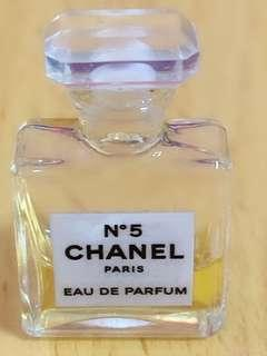 🚚 (Used) Authentic Chanel NO.5 Edp 1.5ml