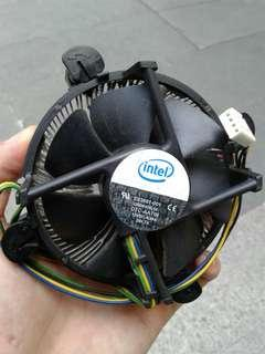 CPU heatsink fan Original