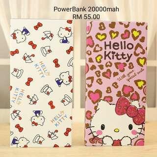 Power bank hallo kitty