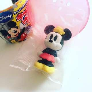 Disney Minnie 廸士尼米妮 扭蛋   全新未拆 有蛋殼及蛋紙