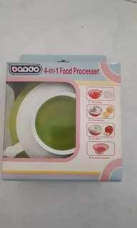 4 in 1 Food processor