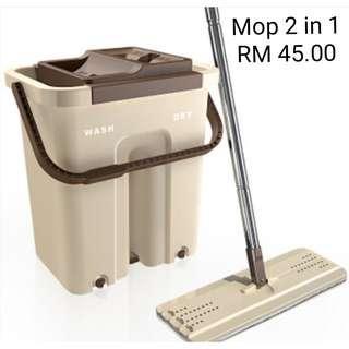 Mop 2 in 1