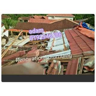 Specyalist bumbung bocor  kajang adam-0192946686