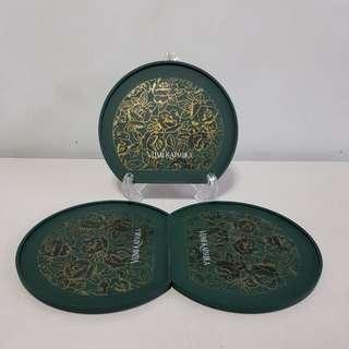 Code225: 3pcs yumi katsura small bowl tray