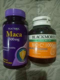Blackmores Natrol Maca