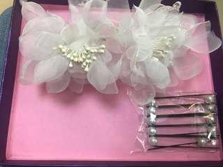 新娘結婚頭飾