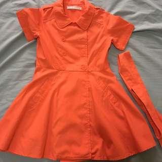 🚚 Gingersnap dress