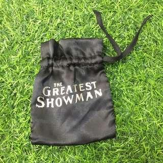 #shero The Greatest Showman Black Pouch