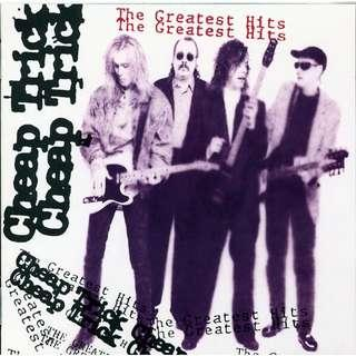 🚚 CHEAP TRICK - GREATEST HITS