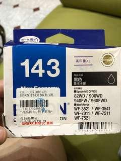 🚚 Epson 黑色墨水 XL高印量!
