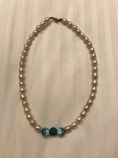 Pearl Necklace (freshwater pearl)