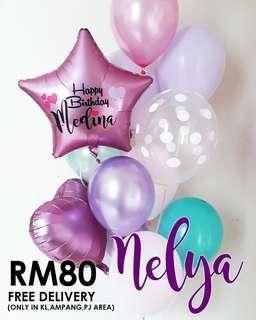 Balloon Surprise Delivery - Balloon Series - NELYA