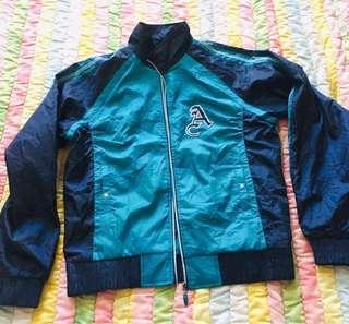 Asics sweater jacket