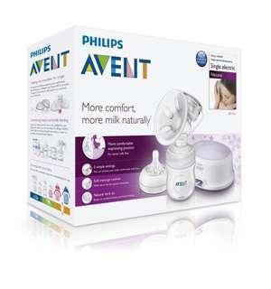 Philips Avent 單泵奶器 95%新