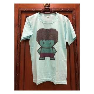 Cartoon Hulk T-Shirt