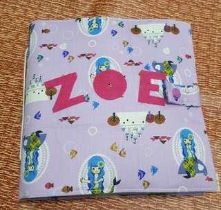 🚚 Handmade quiet book