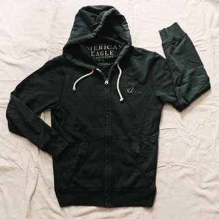 AMERICAN EAGLE hoodie jacket