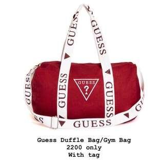 2774e75881 Guess Gym Bag Duffle Bag
