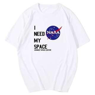 🚚 NASA - Tshirt/Tee top I need my space