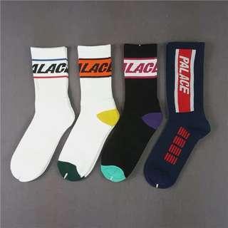 Palace Socks Crewneck