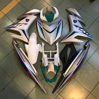 Yamaha Y15zr anniversary cover set