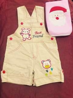 Baby Overall (0-6 months)
