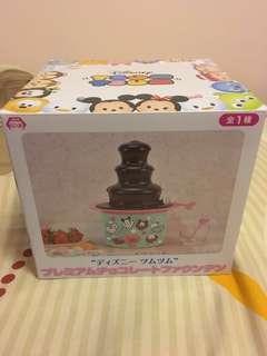 Disney Tsum Tsum Chocolate Fondue (Fountain)