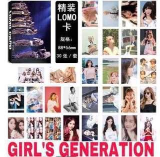 Snsd lomo packets