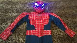 Spiderman Padded