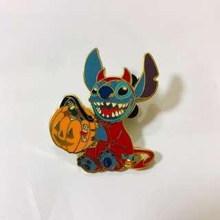Disney Pins 史迪仔造型徽章 2005年絕版襟章