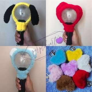BT21 Army Bomb Cover 💜