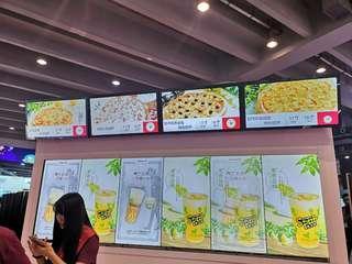 LCD video wall/TV wall/ digital menu board