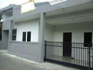 Rumah Siap Huni di Pusat Kota Bogor, 1km dari Stasiun Bogor